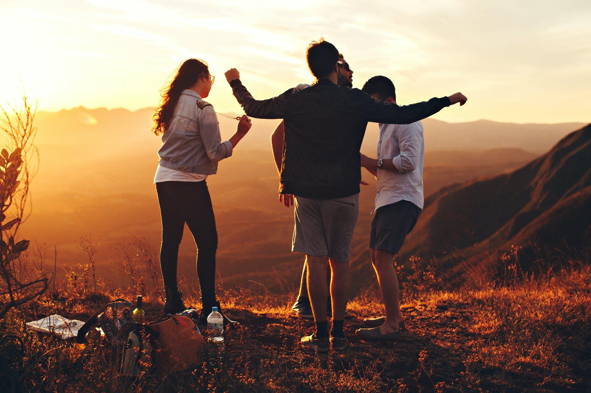 Comment bien gérer les vacances entre copains?