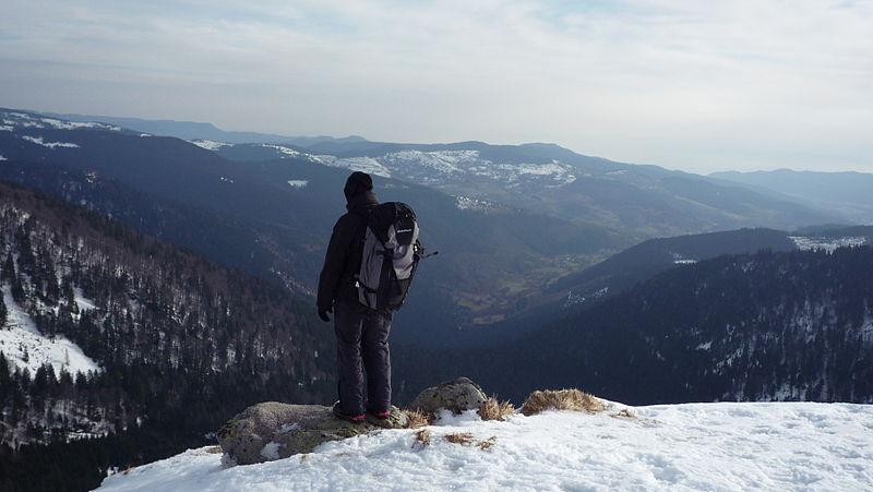 Randonnée la Chaîne du Mont Joly